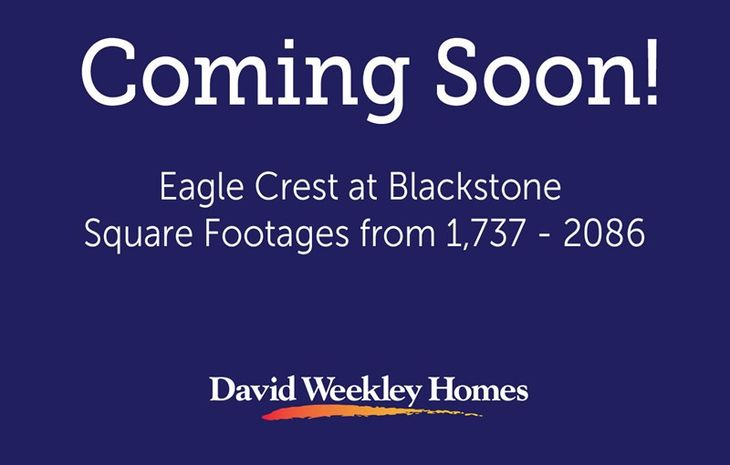 Coming Soon - Eagle Crest at Blackstone
