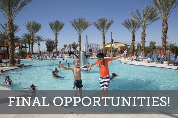 Harmony at Eastmark - Final Opportunities