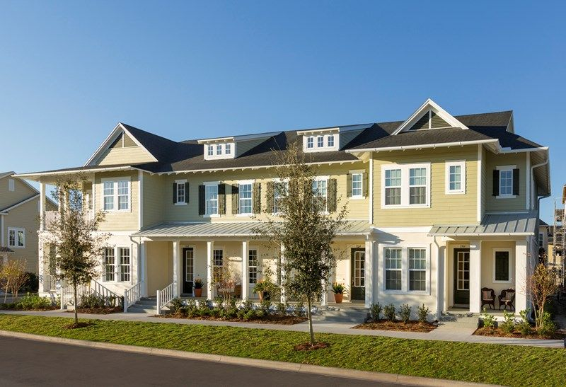 Celebration fl model homes