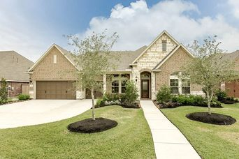 Jordan ranch 70 39 in fulshear tx new homes floor plans for Jordan built homes floor plans