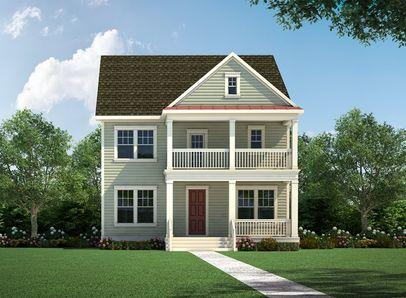 Daniel Island In Charleston Sc New Homes Amp Floor Plans