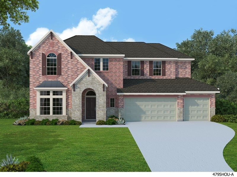 Model homes college station texas