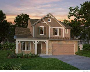 Avonleigh - The Crossvine 50': Schertz, Texas - David Weekley Homes