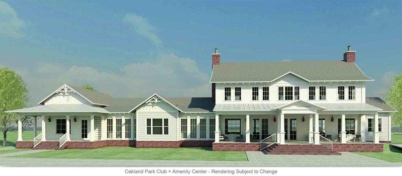 Oakland Park   Village Homes In Winter Garden, FL, New Homes U0026 Floor Plans  By David Weekley Homes