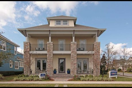 Southhaven Plan At Laureate Park Lake Nona Village In Orlando
