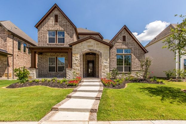 Hollyhock In Frisco, TX, New Homes & Floor Plans By David