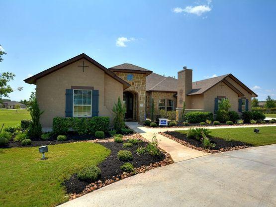 Rockwall Ranch In San Antonio Tx New Homes Amp Floor Plans