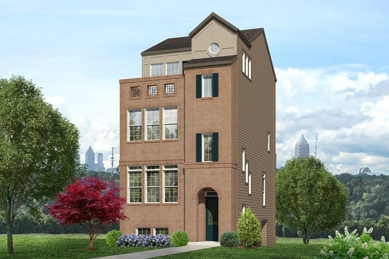 Broadview Place New Homes For Sale In Atlanta Ga Newhomesource