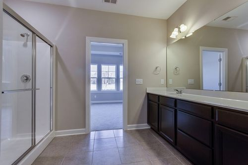 Bathroom-in-Oakhampton-at-Carnes Crossroads Paired Homes-in-Summerville