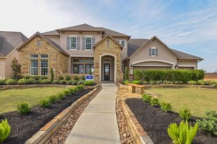 Teff - Sterling Creek 90': Friendswood, Texas - David Weekley Homes
