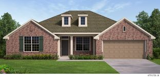 Woodlynn - Cypress Forest Collection 65': Kyle, Texas - David Weekley Homes