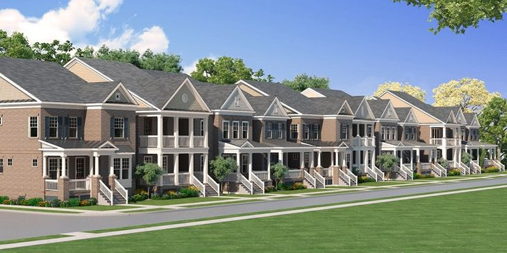 Ralston Place Rendering
