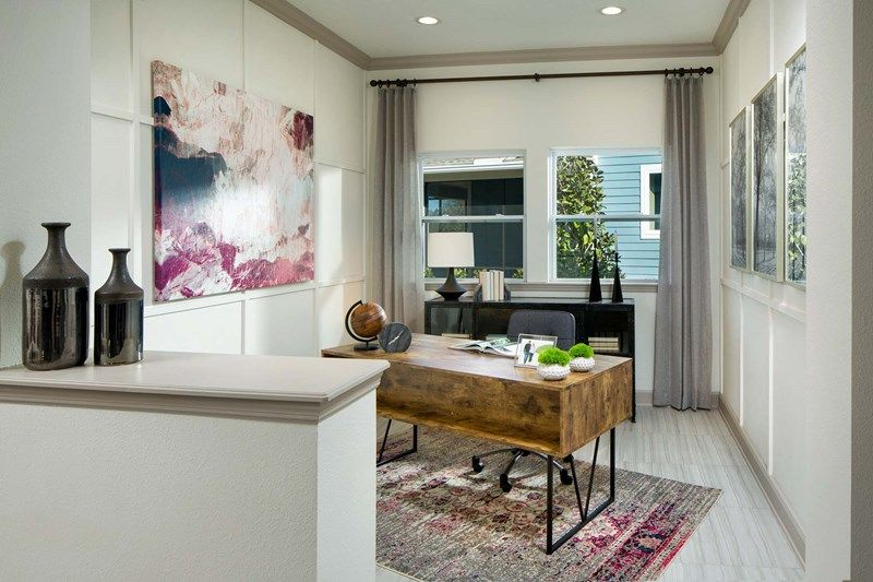 Living Area featured in the Crandon By David Weekley Homes in Jacksonville-St. Augustine, FL