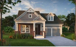 Durham Farms - Hickory Series by David Weekley Homes in Nashville Tennessee