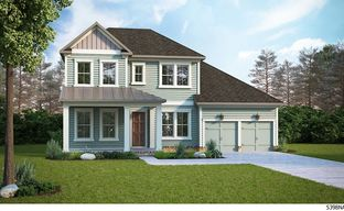 Durham Farms - Cottonwood Series by David Weekley Homes in Nashville Tennessee
