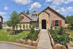 Bynum - Cane Island - Monarch Fields: Katy, Texas - David Weekley Homes