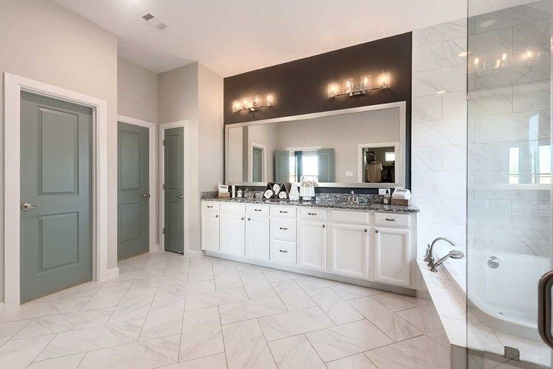 Bathroom featured in the Roth By David Weekley Homes in Houston, TX