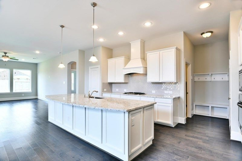 Kitchen featured in the Blanco By David Weekley Homes in Houston, TX