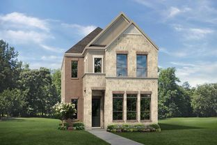 Whitney - Enclave at Lake Highlands Town Center - Bungalow Series: Dallas, Texas - David Weekley Homes
