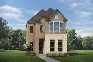 Thompson - Enclave at Lake Highlands Town Center - Bungalow Series: Dallas, Texas - David Weekley Homes