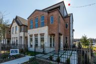 Enclave at Lake Highlands Town Center - Bungalow Series by David Weekley Homes in Dallas Texas