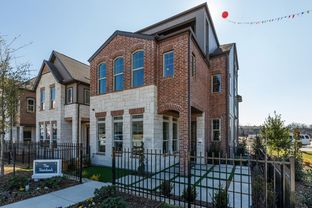 Steinbeck - Enclave at Lake Highlands Town Center - Bungalow Series: Dallas, Texas - David Weekley Homes