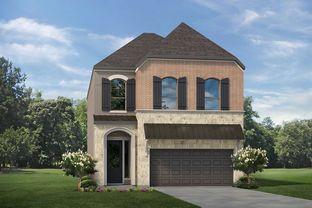 Pendleton - Enclave at Lake Highlands Town Center - Park Series: Dallas, Texas - David Weekley Homes