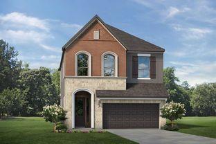 Raleigh - Enclave at Lake Highlands Town Center - Park Series: Dallas, Texas - David Weekley Homes