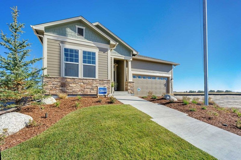 Homes for sale in colorado springs co with land