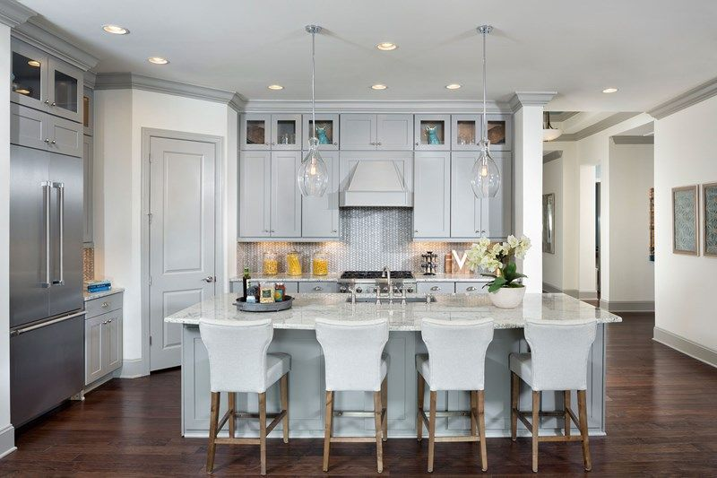 Kitchen-in-Harwin-at-Encore at Briar Chapel - Tradition Series-in-Chapel Hill