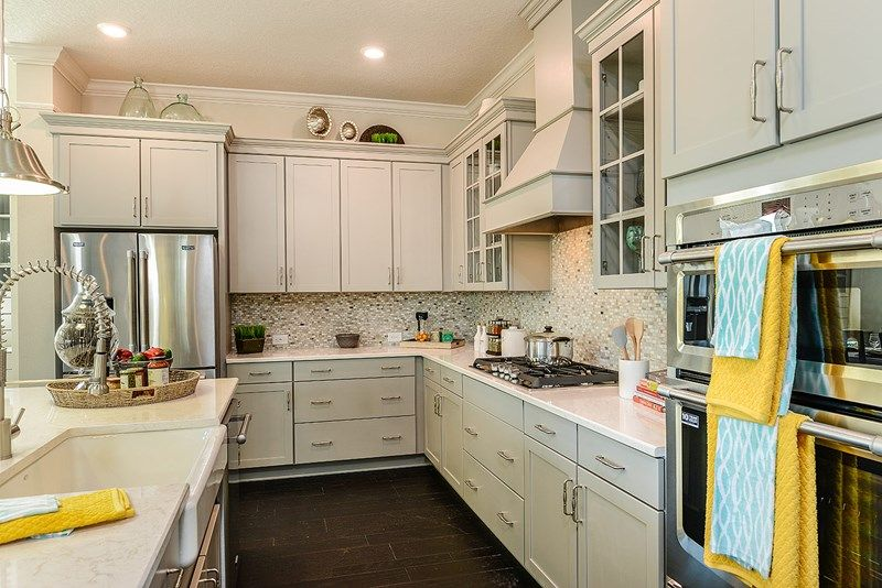 Kitchen-in-Theron-at-Encore at FishHawk Ranch Tradition Series-in-Lithia