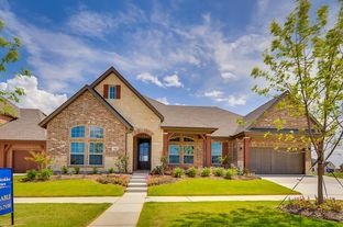 Roseburg - Harvest Orchard Classic: Argyle, Texas - David Weekley Homes