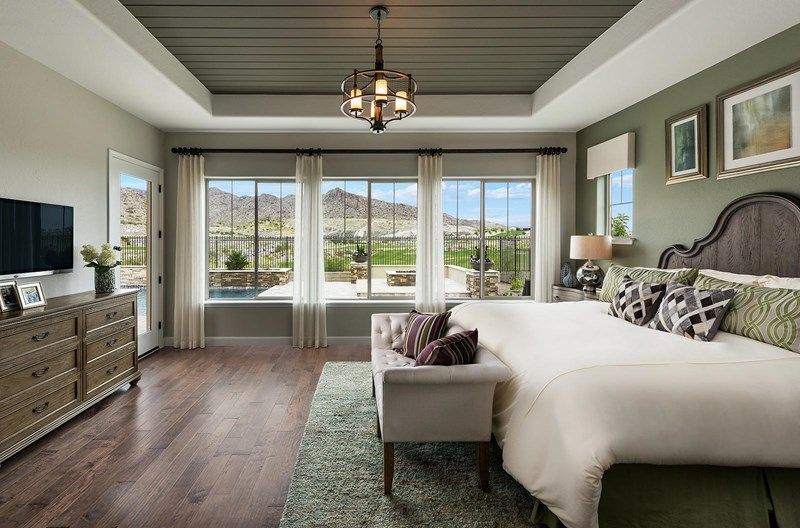 Bedroom featured in the Fruition By David Weekley Homes in Phoenix-Mesa, AZ