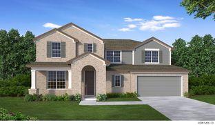 Pinnacle - The Heights at Two Creeks 65': San Antonio, Texas - David Weekley Homes