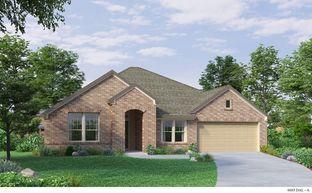 Amherst - Tavolo Park Classics: Fort Worth, Texas - David Weekley Homes