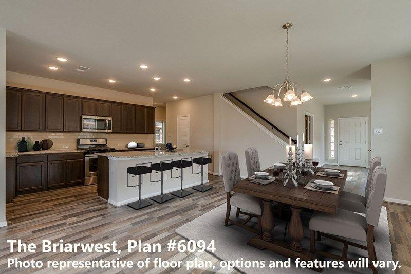 Kitchen-in-Briarwest-at-Prairie Oaks-in-Argyle