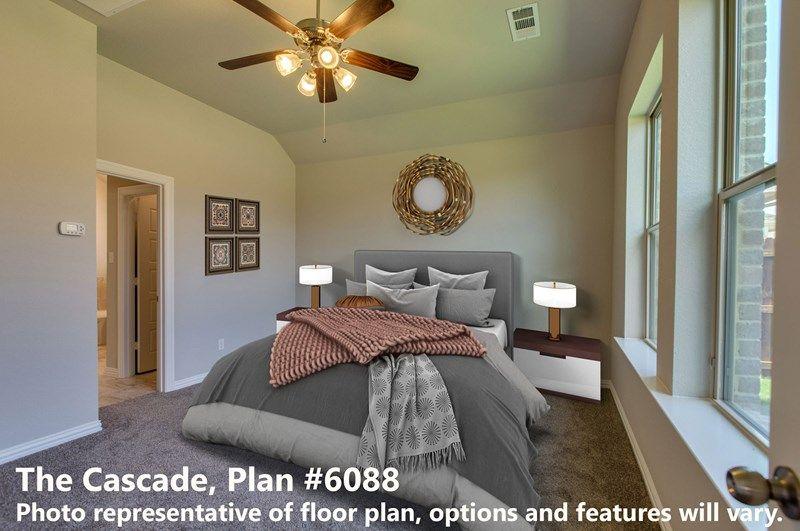 Bedroom-in-Cascade-at-Prairie Oaks-in-Argyle