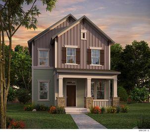Averett - Gold Hill Mesa: Colorado Springs, Colorado - David Weekley Homes