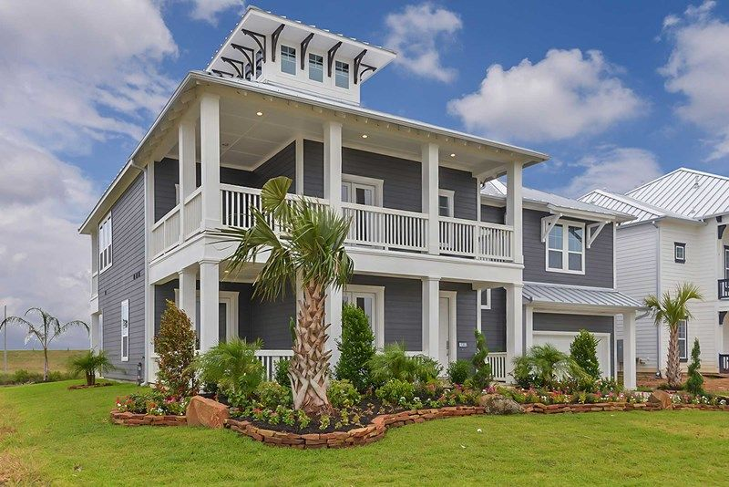 Grand Cay Harbour 7080 In Texas City Tx By David Weekley Homes