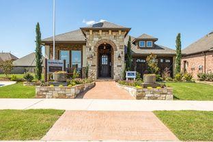 Cedaridge - South Pointe  Cottage Series: Mansfield, Texas - David Weekley Homes