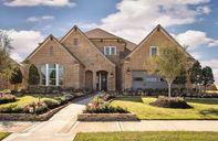 Towne Lake 70' Classic Series by David Weekley Homes in Houston Texas