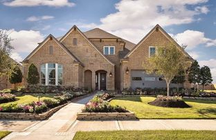 Wellington - Jordan Ranch 70': Brookshire, Texas - David Weekley Homes