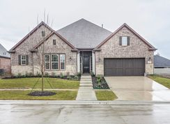 Ferguson - Harvest Orchard Classic: Argyle, Texas - David Weekley Homes