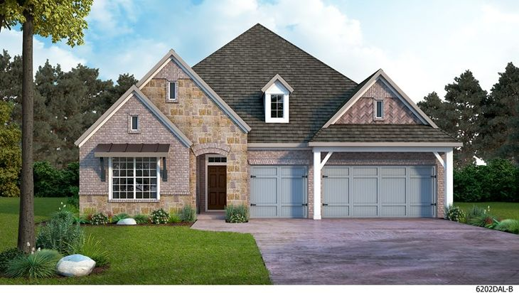 Exterior:The Archdale - B Exterior