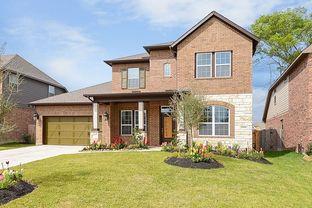 Blanco - South Pointe  Village Series: Mansfield, Texas - David Weekley Homes