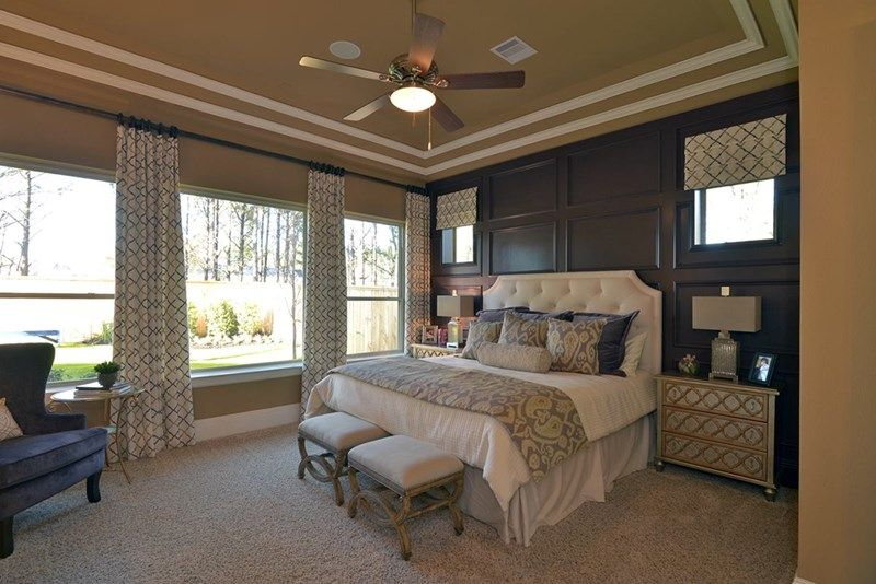 Bedroom featured in the Ardell By David Weekley Homes in Houston, TX