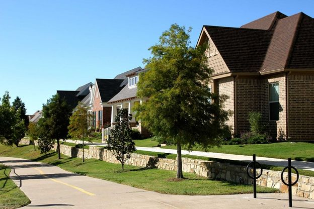 HomeTown -  Streetscape