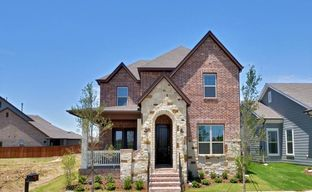 HomeTown Cottage by David Weekley Homes in Fort Worth Texas