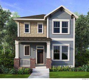 Ridgepoint - HomeTown Garden: North Richland Hills, Texas - David Weekley Homes