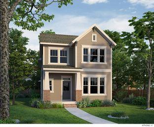 Huntmere - Walsh Cottage: Fort Worth, Texas - David Weekley Homes